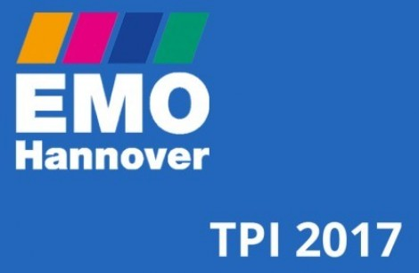 Sejem EMO Hannover 18. - 23. september 2017